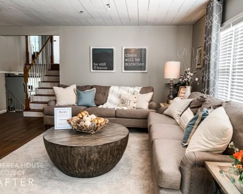 Living room flooring | Haley's Flooring & Interiors