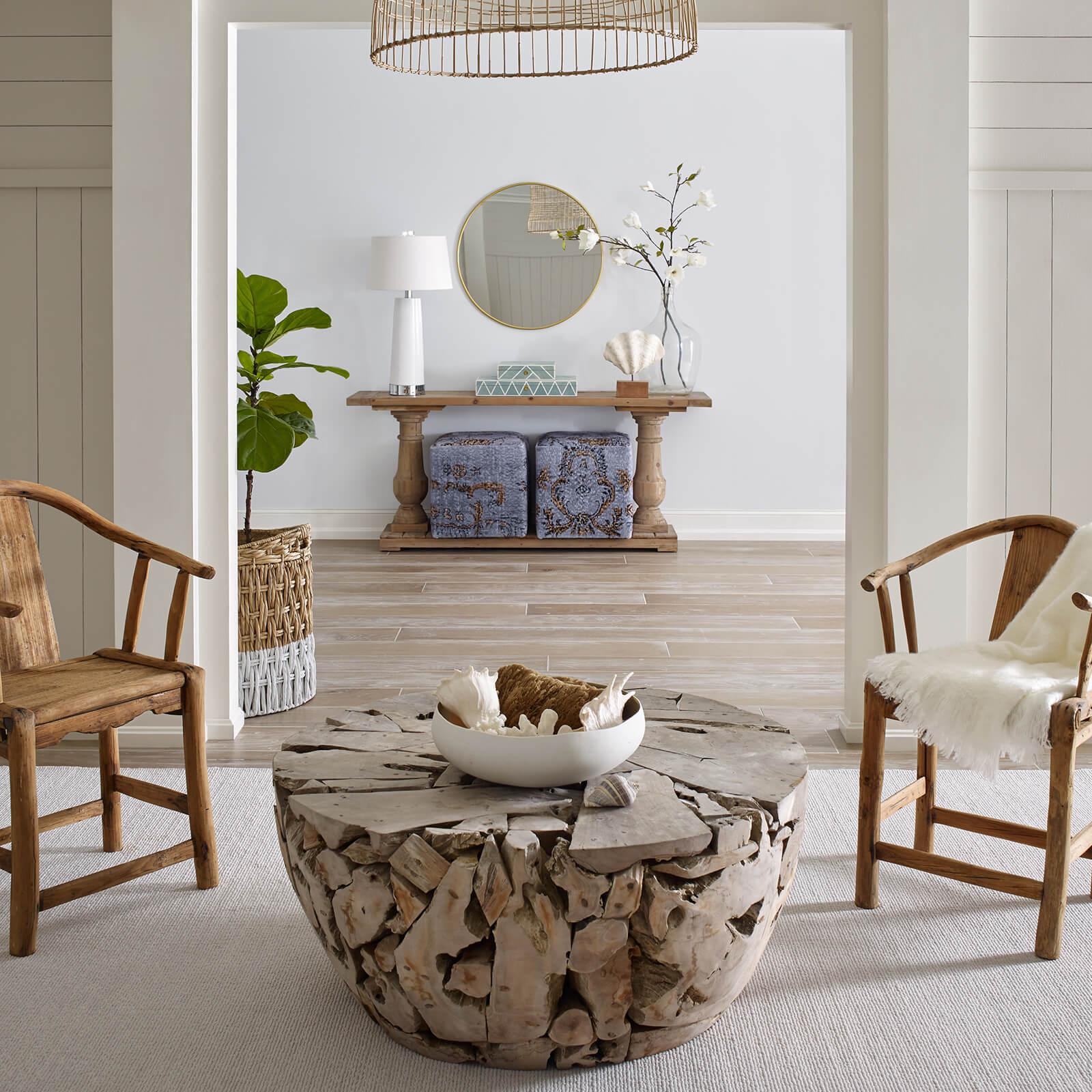 Laminate in Living Room | Haley's Flooring & Interiors