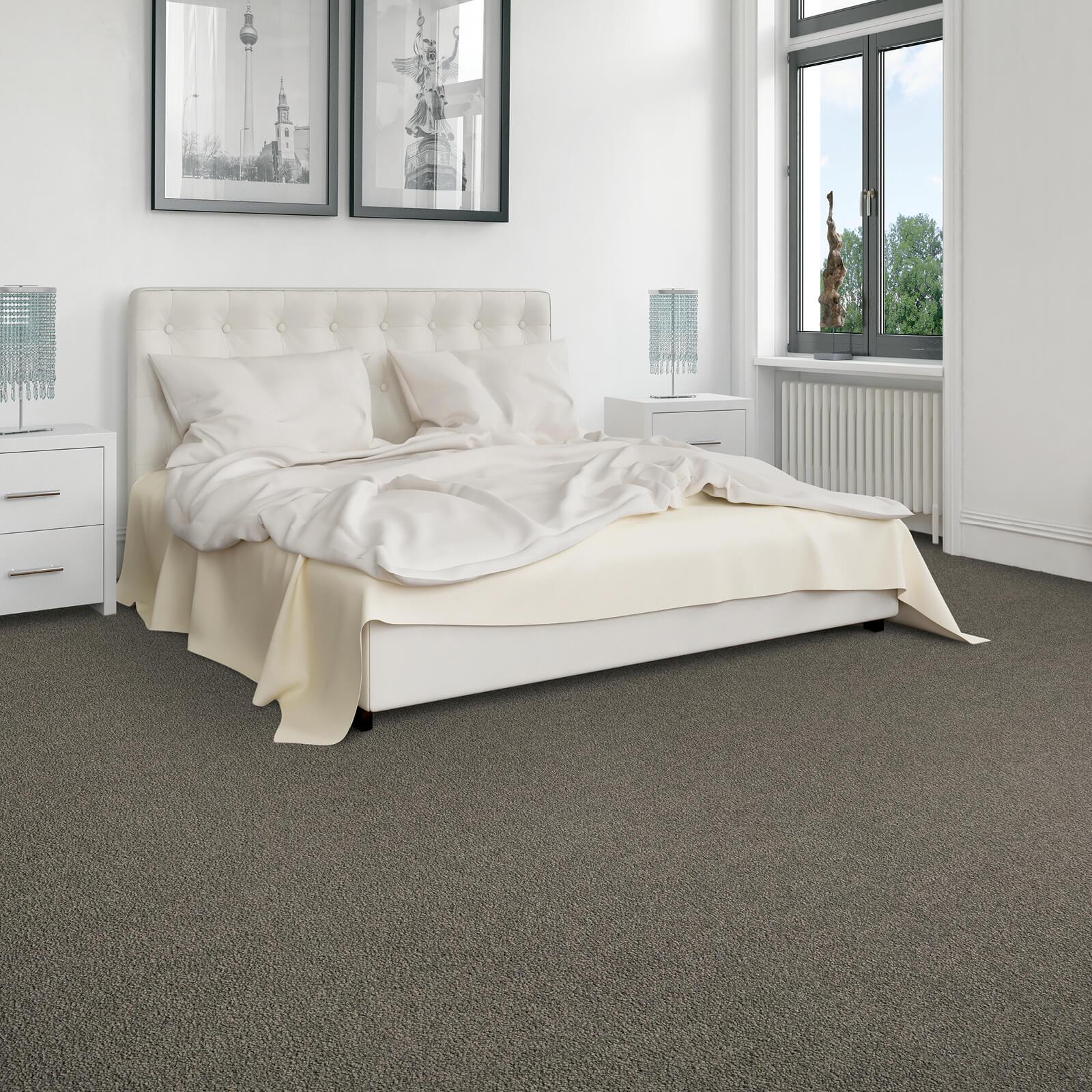 Carpeting in Bedroom   Haley's Flooring & Interiors