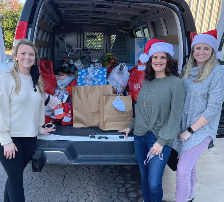 giving back to the community | Haley's Flooring & Interiors