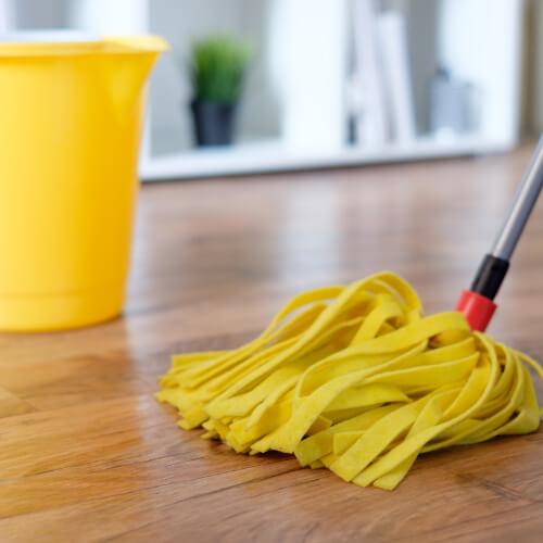 laminate and mop | Haley's Flooring & Interiors
