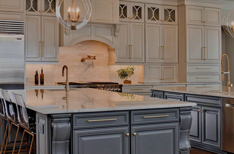 kitchen cabinets | Haley's Flooring & Interiors