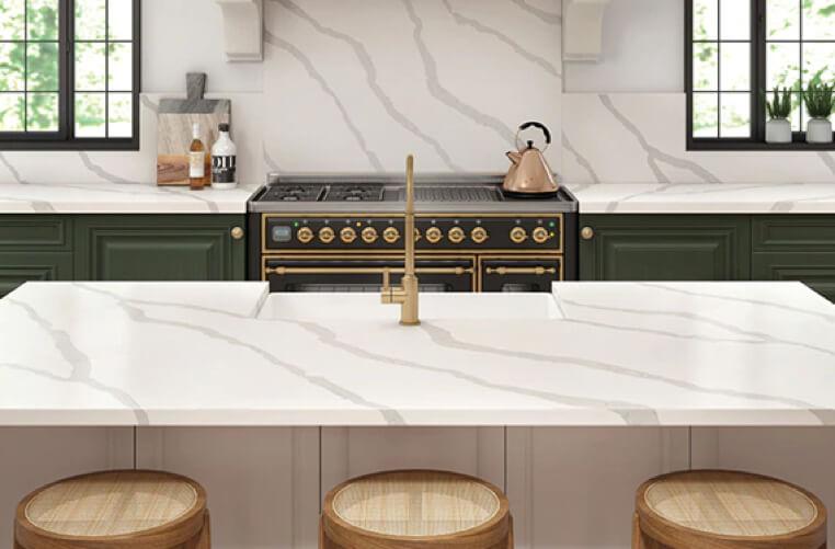 kitchen countertops | Haley's Flooring & Interiors