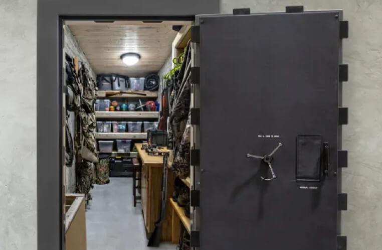 vault-doors | Haley's Flooring & Interiors