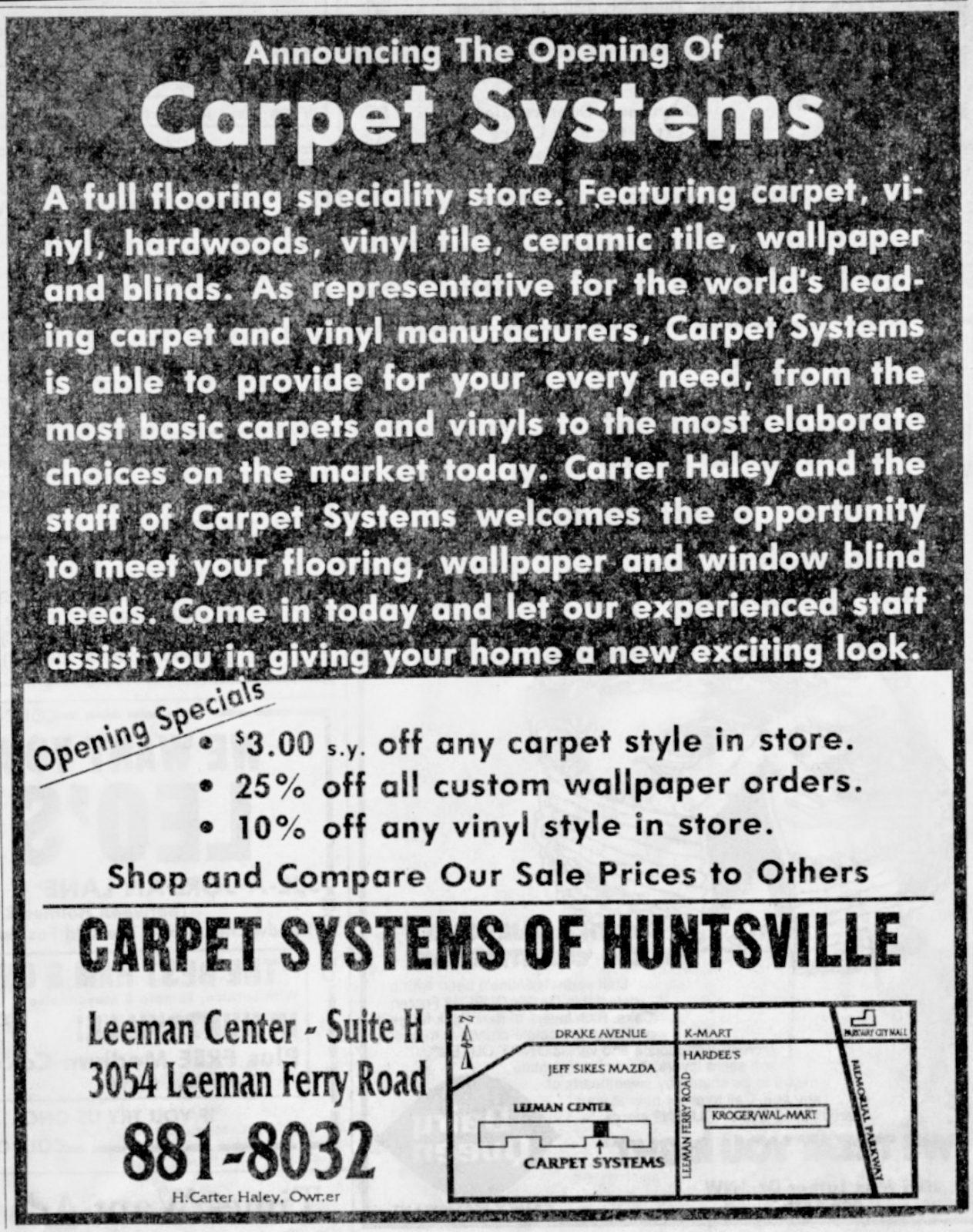 Grand Opening   Haley's Flooring & Interiors