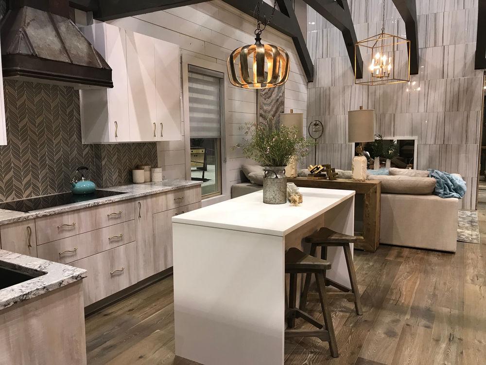 Rustic meets Modern | Haley's Flooring & Interiors