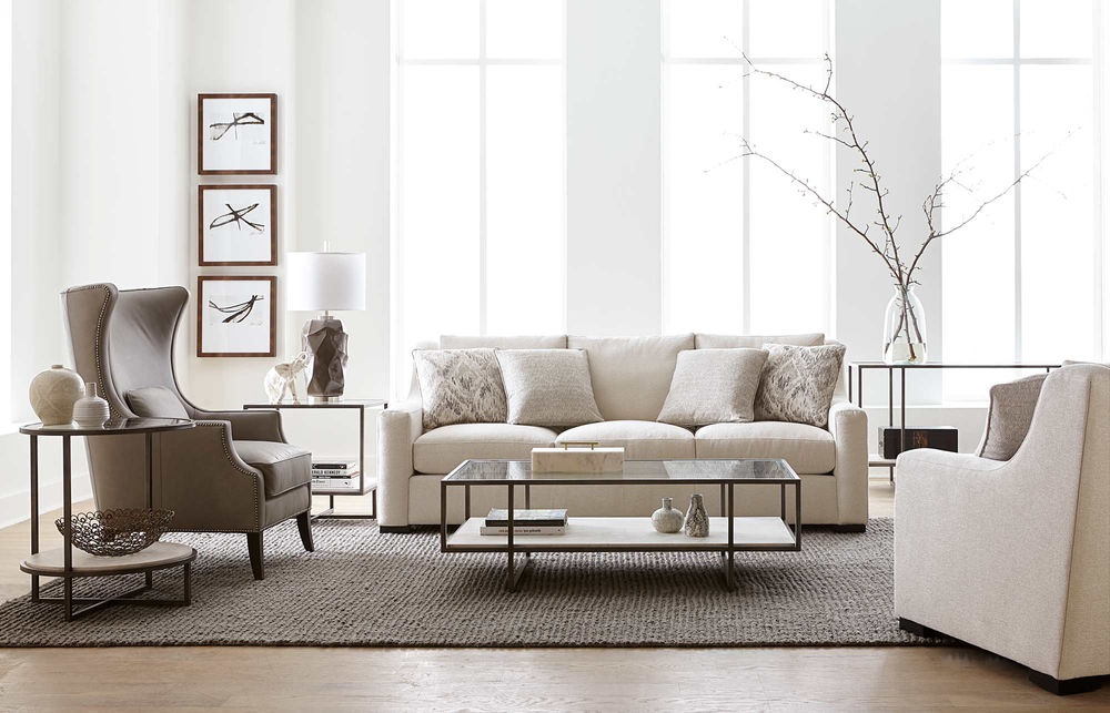 Rugs and Redesigning Living Rooms | Haley's Flooring & Interiors