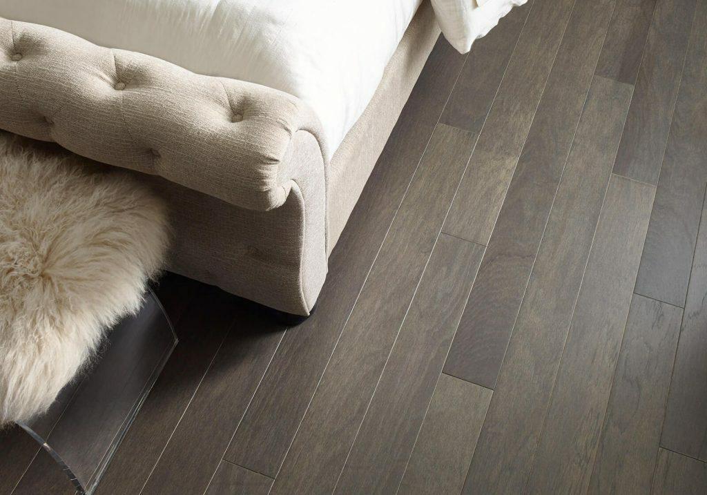 Northington smooth bedroom flooring | Haley's Flooring & Interiors