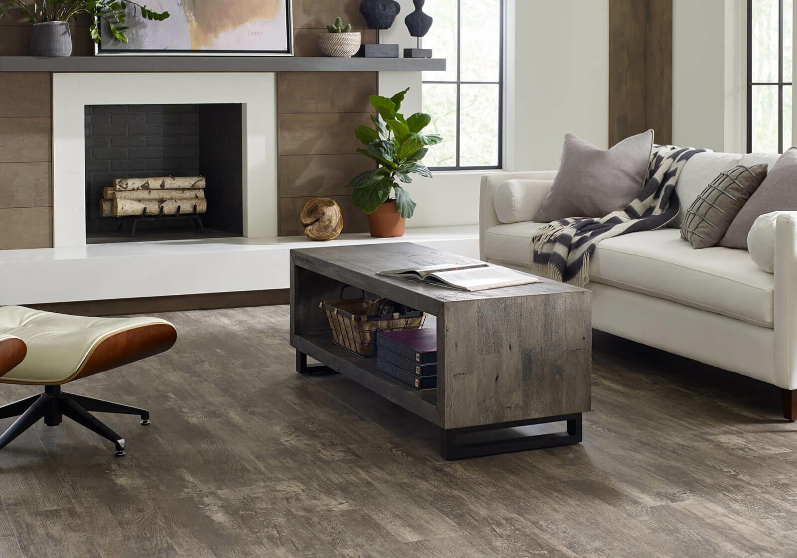 dark vinyl flooring   Haley's Flooring & Interiors